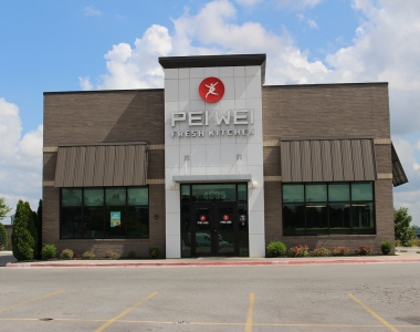 New Construction | Pei Wei